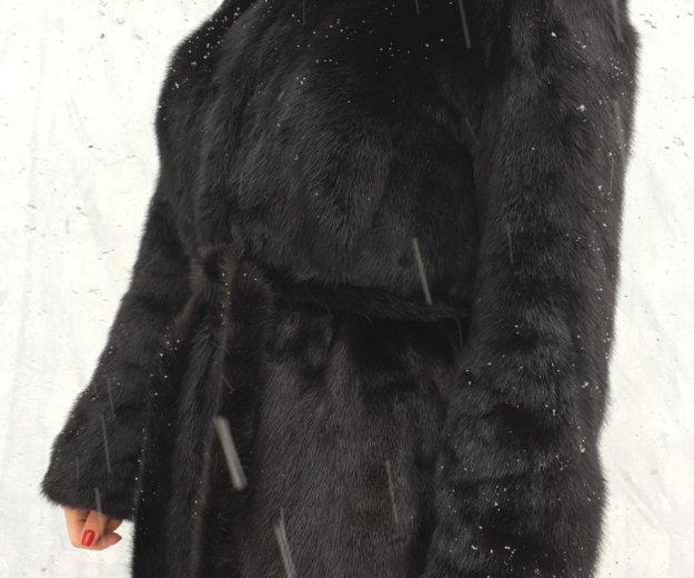 Шуба норковая. Фото 3.
