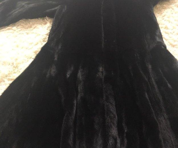 Норковая шуба kopenhagen fur. Фото 3.