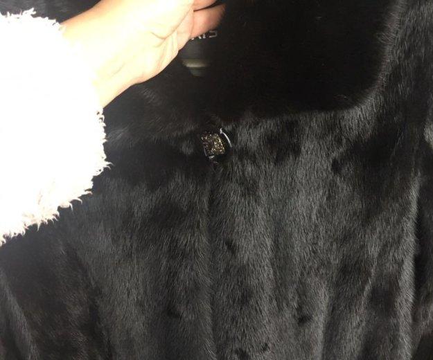 Норковая шуба kopenhagen fur. Фото 2.
