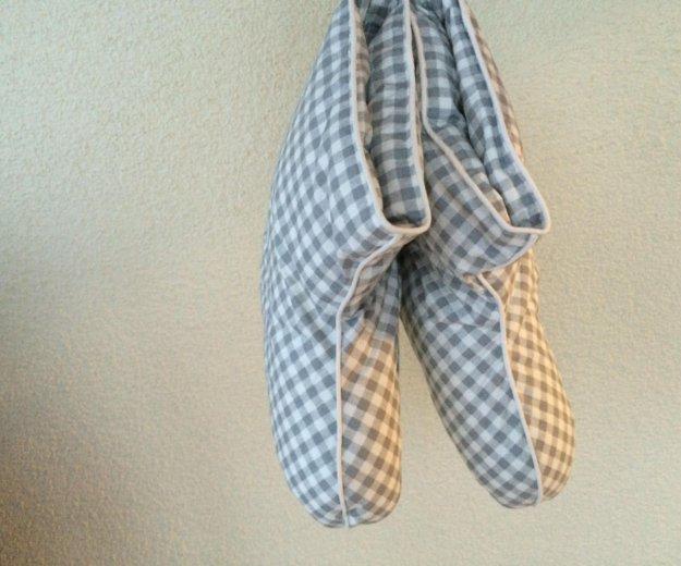Домашние тапочки ikea. Фото 1.