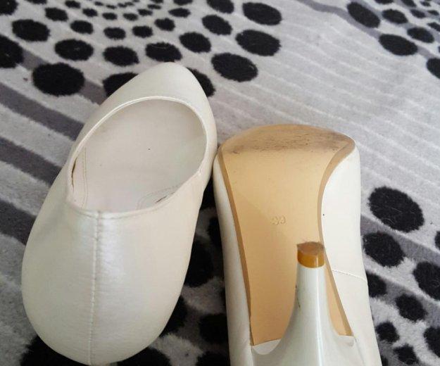 Свадебные туфли. Фото 1. Коммунарка.