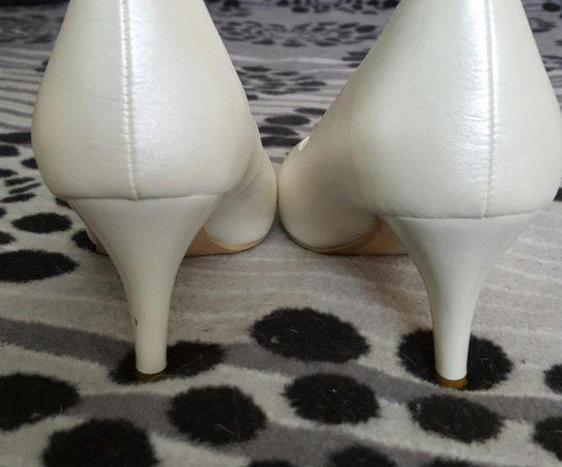 Свадебные туфли. Фото 2. Коммунарка.