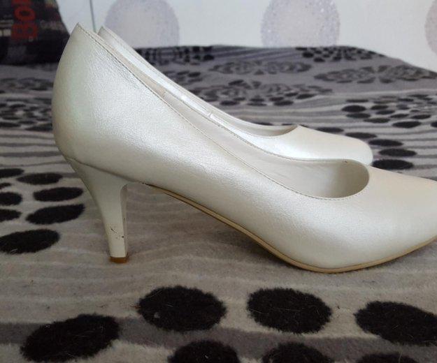 Свадебные туфли. Фото 3. Коммунарка.