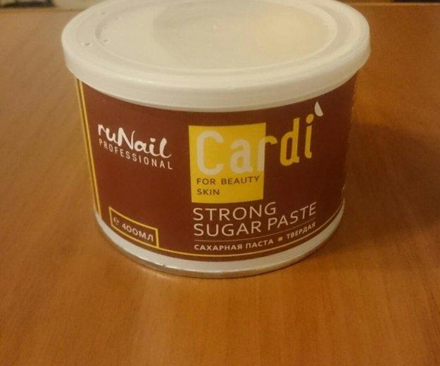 Сахарная паста для депиляции / шугаринга cardi. Фото 1. Москва.