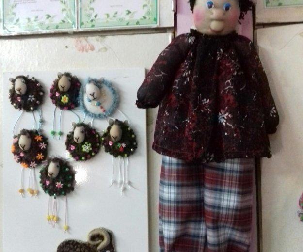 Куклы ручной работы (пакетницы). Фото 4. Химки.