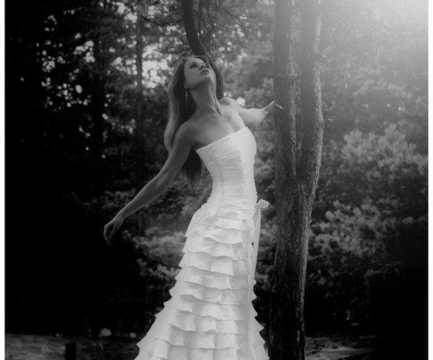 Свадебное платье. Фото 1. Липецк.