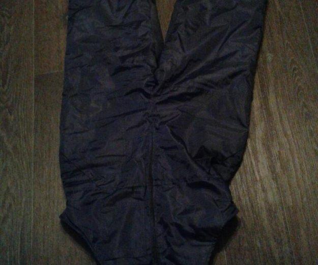 Утепленные брюки б/у, 48-50 рост 170. Фото 2. Москва.