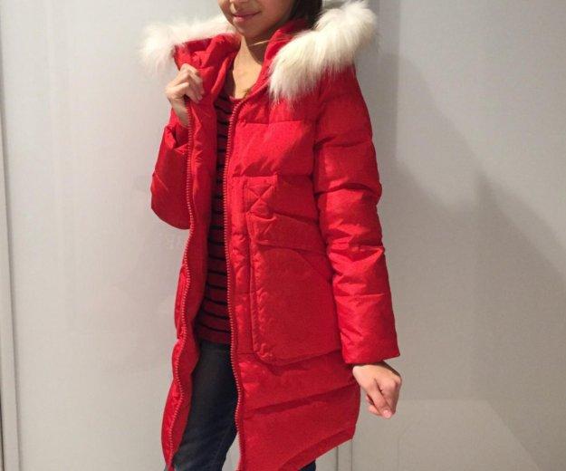 Распродажа!!!  зимний пуховик для девочки. Фото 1. Москва.