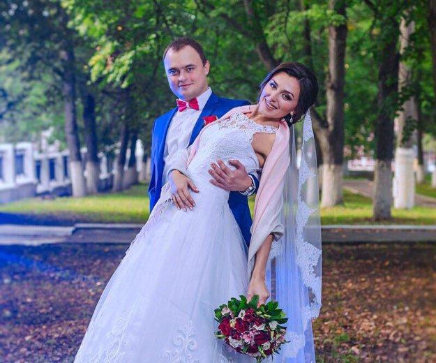 Свадебное платье. Фото 3. Красково.