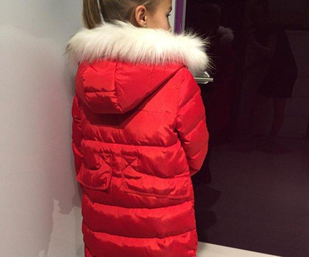 Распродажа!!!  зимний пуховик для девочки. Фото 4. Москва.