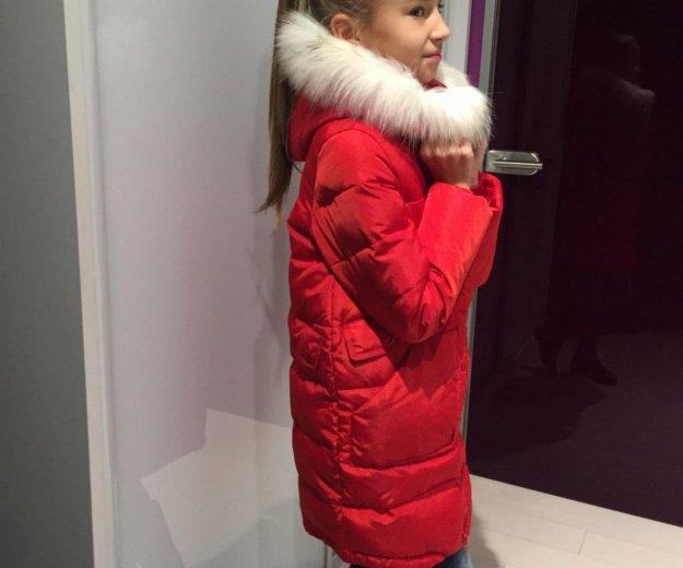 Распродажа!!!  зимний пуховик для девочки. Фото 2. Москва.