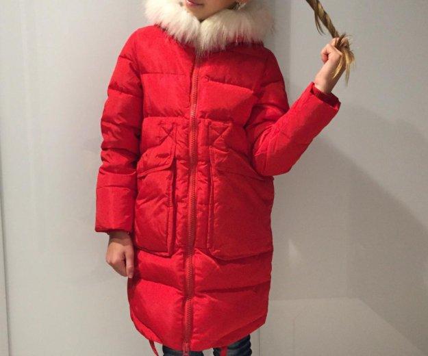 Распродажа!!!  зимний пуховик для девочки. Фото 3. Москва.