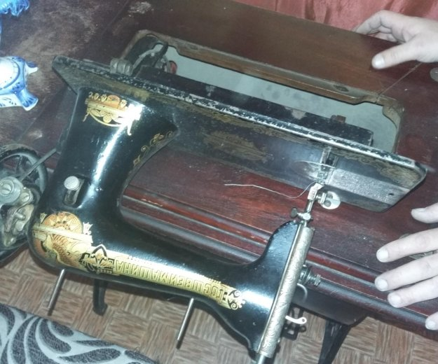 Швейная машинка. Фото 1. Москва.