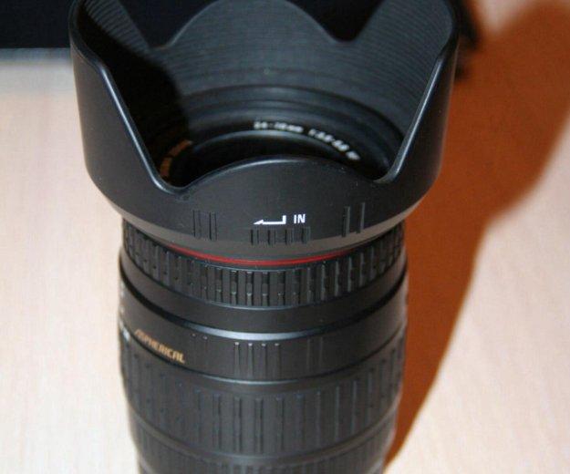 Продам объектив sigma 24-70 мм. Фото 2. Новосибирск.