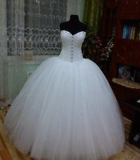 Продам новое платье размер 42-46. Фото 1. Красноярск.