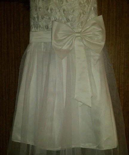 Платье свадебное. Фото 1. Пушкино.