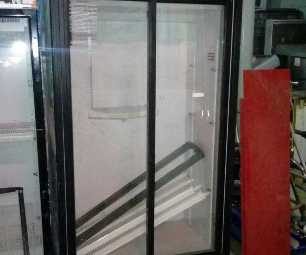 Шкаф холодильный купе 1м б/у. Фото 1. Самара.