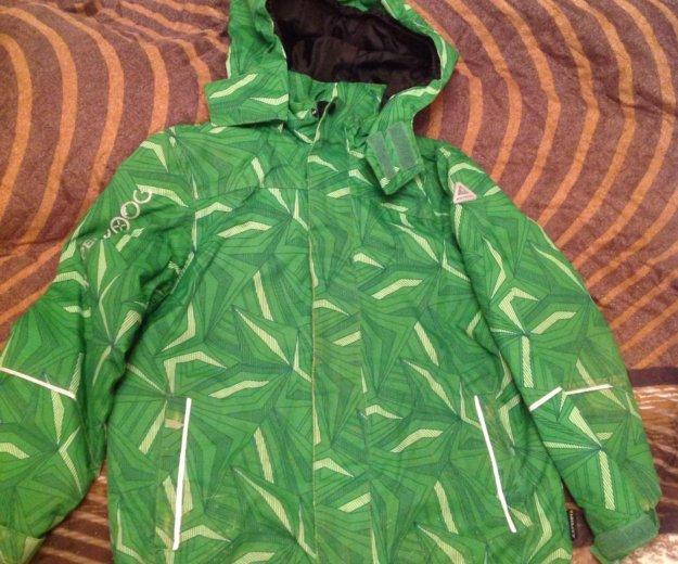 Куртка осенняя icepeak, на рост 116. Фото 1. Санкт-Петербург.