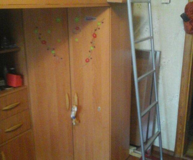 Кровать для школьника. Фото 1. Мурманск.