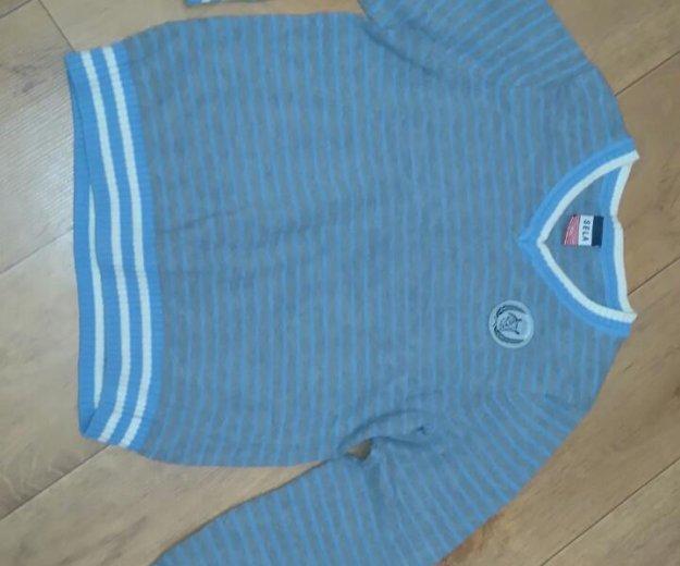 Пуловер детский sela. Фото 2. Астрахань.
