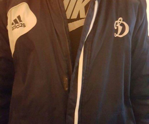 Куртка adidas. Фото 1. Красногорск.