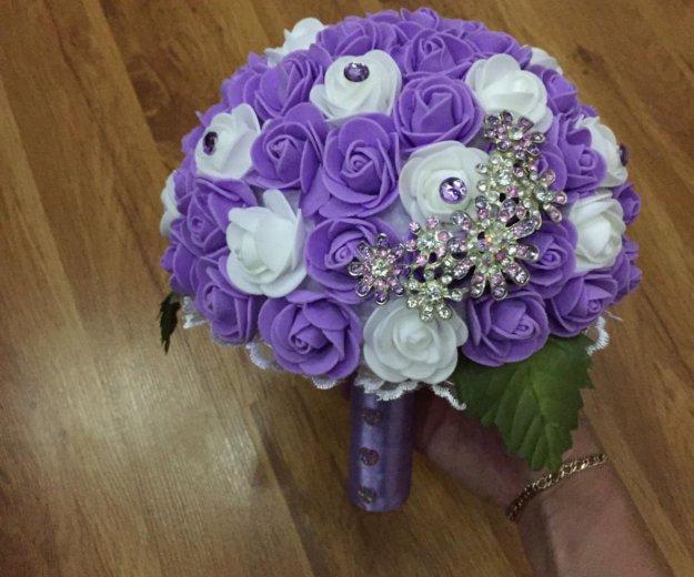 Букет невесты. Фото 4. Владимир.