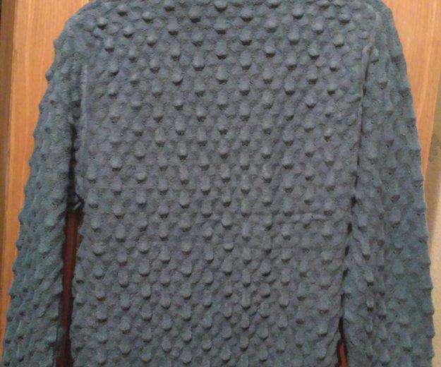 Теплый свитер новый. Фото 2. Москва.