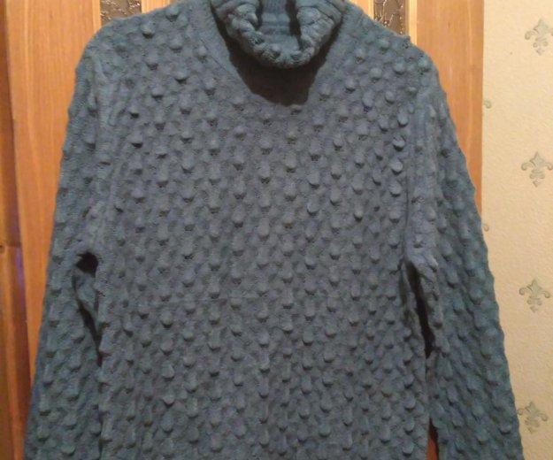 Теплый свитер новый. Фото 3. Москва.