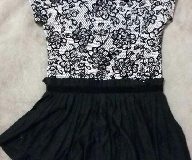 Платье для девочки. Фото 1. Видное.
