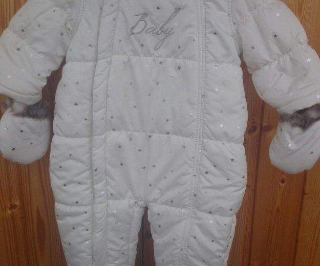 Комбинезон детский холодная осень -теплая зима.. Фото 1. Курск.