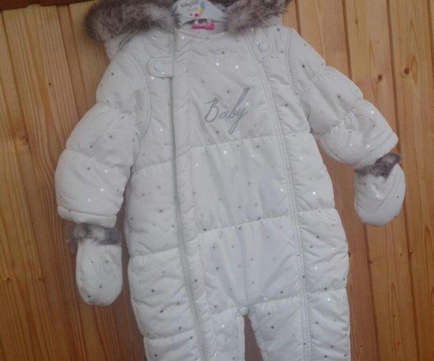 Комбинезон детский холодная осень -теплая зима.. Фото 2. Курск.