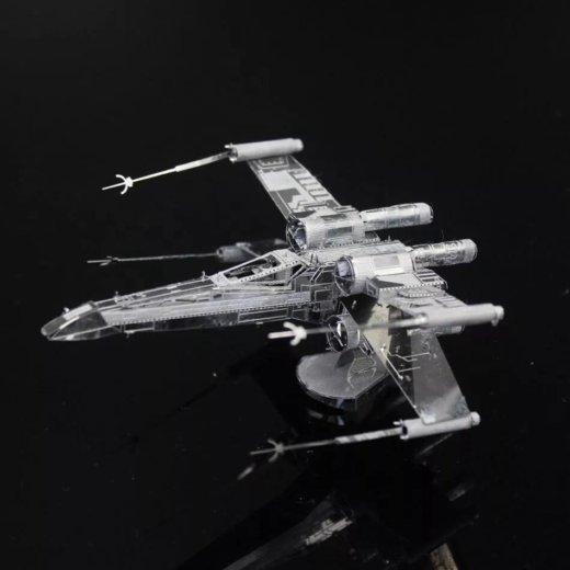 """Star wars 3d-пазл т-65 """"x-крылый истребитель"""". Фото 3. Санкт-Петербург."""