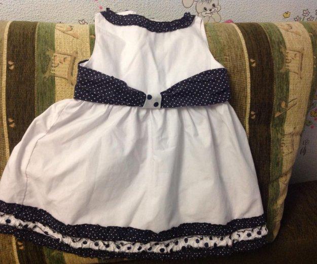 Платье 98 см. Фото 1. Зеленоград.