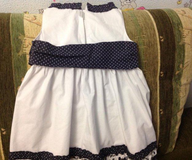 Платье 98 см. Фото 2. Зеленоград.