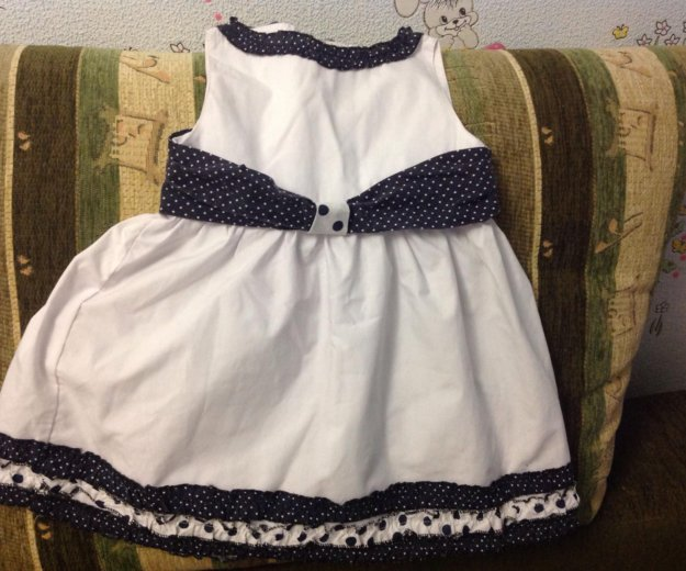 Платье 98 см. Фото 3. Зеленоград.