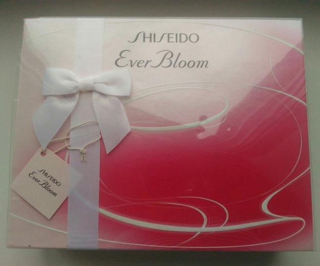 Набор sheseido ever bloom. Фото 1. Орехово-Зуево.