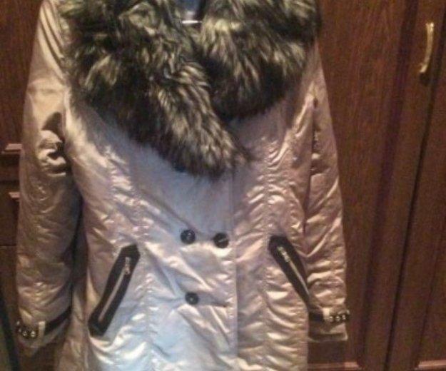 Женское осеннее пальто. Фото 1. Одинцово.