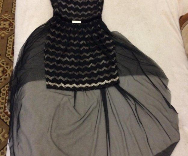 Платье(одето 1 раз). Фото 1. Москва.