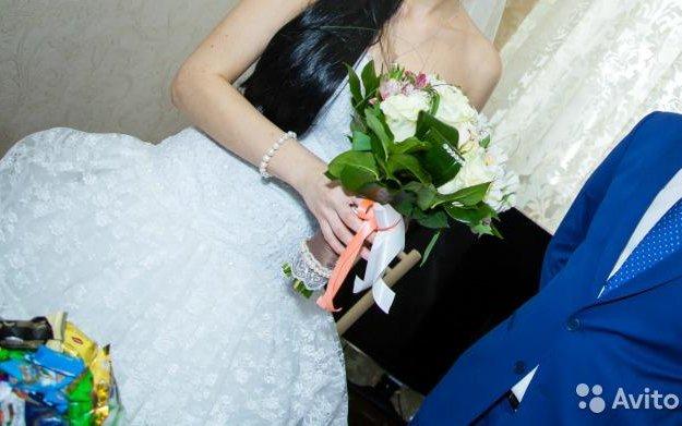 Свадебное платье. Фото 3. Пенза.