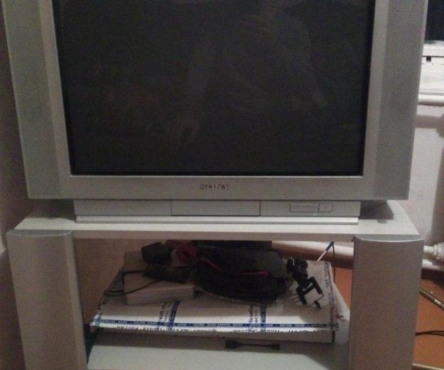 Телевизор с подставкой. Фото 1. Махачкала.