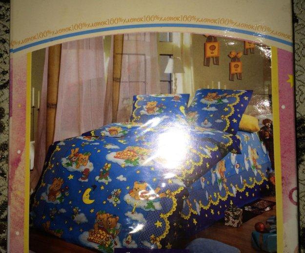 Комплект постельного белья новый. Фото 1. Самара.