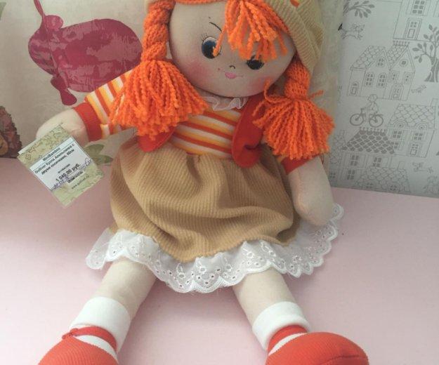 Новая кукла из магазина minibambini. Фото 1. Уфа.
