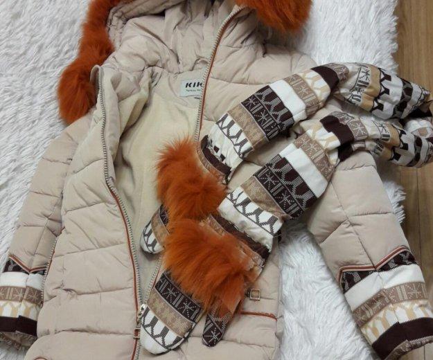 Пальто зимнее. Фото 1. Москва.