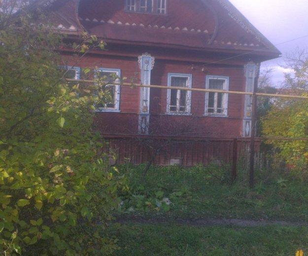 Дом бревечатый. Фото 1. Вичуга.