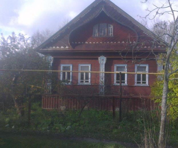 Дом бревечатый. Фото 2. Вичуга.