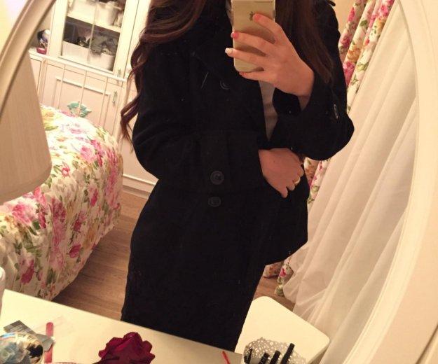 Осеннее шерстяное пальто giacca. Фото 1. Первомайский.