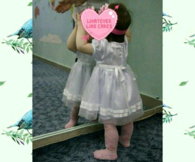 Платье на девочку. Фото 1. Тюмень.