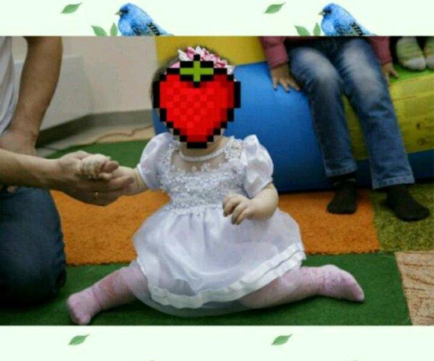 Платье на девочку. Фото 2. Тюмень.