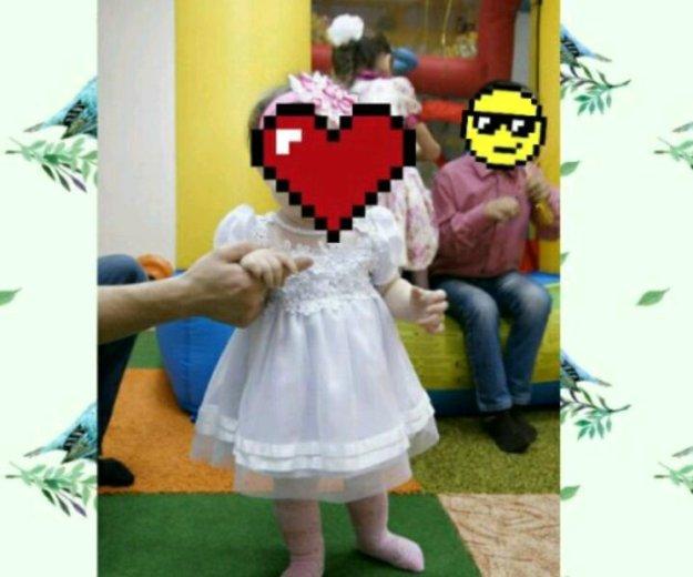 Платье на девочку. Фото 3. Тюмень.