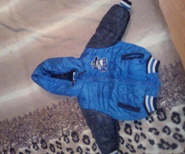 Детская куртка. Фото 2. Старая.